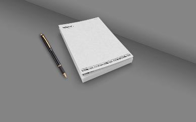נייר מכתבים A6 - בצבע אחד